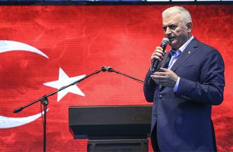 Yıldırım: Millet İnce'yi eler Erdoğan'ı seçer