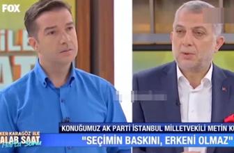 Metin Külünk: 15 Temmuz'un siyasi ayağı, muhalefetin kurduğu ittifaktır