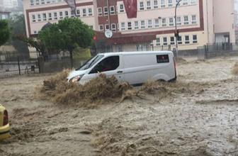 Meteorolojiden Ankara'ya yeni sel uyarısı