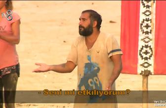 Murat oyun sonunda Ümit Karan'a tepki gösterdi! 'Üzerime oynadın'