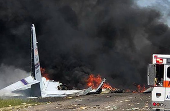 Irak savaş uçakları Suriye'de bomba yağdırdı! Büyük darde