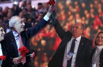 Kılıçdaroğlu ile İnce aynı mitinge çıkacak mı! İşte CHP stratejisi