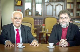 Perinçek 100 bini bulamadı Ahmet Hakan fena bozuldu!