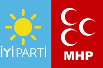 İYİ Parti MHP'yi geçti! Bahçeli buna çok kızacak...