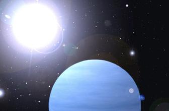 Atmosferi tatamen sodyumdan oluşan gezegen