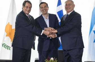 İsrail, Yunanistan ve Güney Kıbrıs harekete geçti