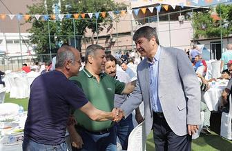 Başkan Türel, eski sanayi esnafı ile buluştu