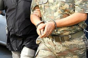 TSK'da görevli askerelere FETÖ operasyonu!