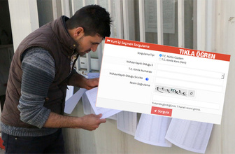 E devlet YSK sandık sorgulama: Nerede oy kullanacağım