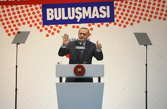 Erdoğan: 'Uber diye bir şey çıkmış, o iş bitti'