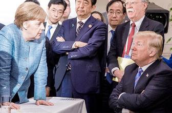 Angela Merkel'in Donald Trump'a posta koyduğu karenin devamı