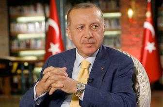 Erdoğan'dan seçim anketi sorusuna cevap