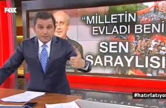 Portakal'dan CHP lideri Kılıçdaroğlu için şok sözler!