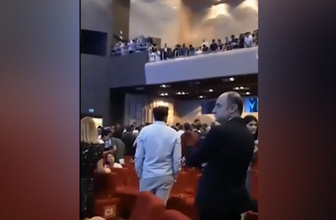 Çukur'un sezon finali galasında olay çıktı!