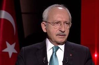 Kılıçdaroğlu: Bana ve İnce'ye verilen rapora göre ABD'nin Gülen'i iade etmesi lazım