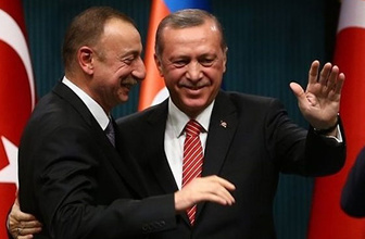 Aliyev, Erdoğan olmasaydı deyip...
