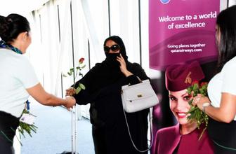 Katar Doha ile Bodrum arasında doğrudan uçak seferi