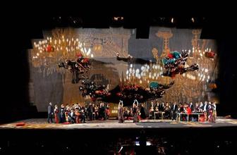 İstanbul Opera Festivali 21 Haziran-7 Temmuz tarihlerinde sanatseverlerle bulaşacak