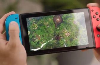 Fortnite Nintendo Switch için duyuruldu!
