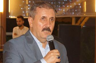 Destici'den HDP'lileri kızdıracak açıklama! Demirtaş'ı ziyaret...