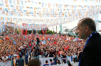 Erdoğan'dan İnce'ye 'beyaz Türk' yanıtı!