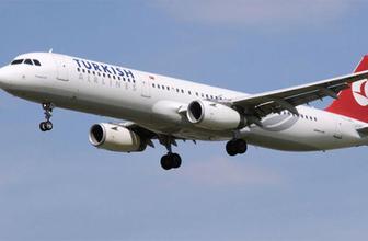 THY uçağında kalkış sırasında şok olay!