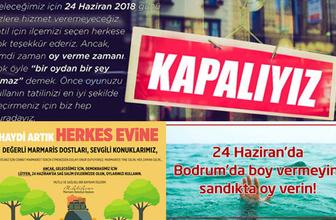 CHP'li belediyeler 24 Haziran'da plajları kapatacak!