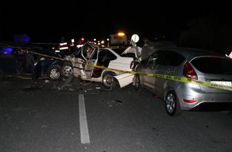 Nevşehir'de trafik kazası, çok sayıda yaralı var