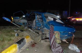Kastamonu'da feci kaza: 6 ölü 2 yaralı