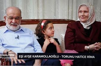 Temel Karamollaoğlu'nun eşi nasıl müslüman olduğunu anlattı!