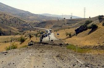 Şırnak'ta hain tuzak: 2 asker şehit, 3 asker yaralı