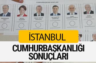 İstanbul Milletvekilleri 27. dönem 2018 İstanbul Seçim Sonucu