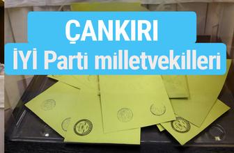 İYİ Parti Çankırı milletvekilleri listesi iyi parti oy sonucu