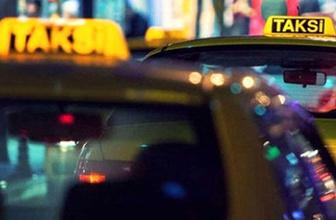 Taksi şoförü, turist çiftin parasını almaya çalıştı!