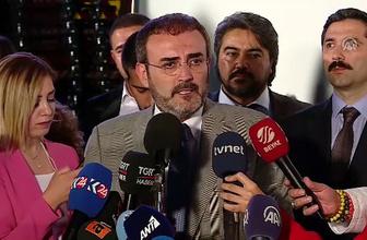 AK Parti'den seçim sonuçlarıyla ilgili ilk açıklama!