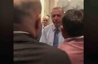 Cumhurbaşkanı Erdoğan tebrikleri böyle kabul etti