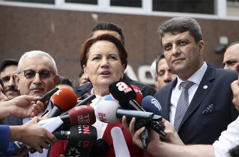 Akşener'e seçim şoku! Partisinin gerisinde kaldı