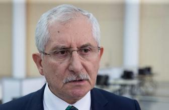 YSK Başkanı Sadi Güven'den oy oranları açıklaması