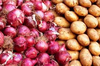 Patates ve soğan fiyatları 1-1,5 liraya düşecek