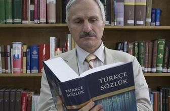 Türk Dil Kurumu Başkanı görevden alındı