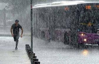 AKOM'dan kafa karıştıran İstanbul uyarısı! Dolu yağacak mı?
