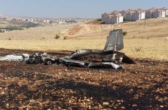 Adıyaman'da eğitim uçağı düştü! Kötü haberler geliyor