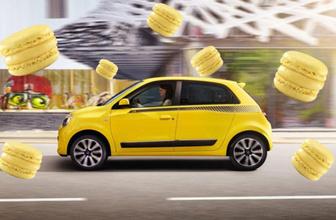 Renault'tan makaronlu otomobil!