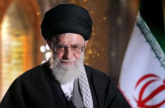 İran'da kriz büyüyor! Dini lider Hamaney'den bomba açıklamalar