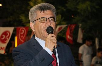 Görevinden alınan MHP'li Aycan'dan ilk açıklama!