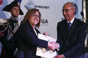 Başkan Şahin'in çalışmaları uluslararası ödüllerle taçlanıyor