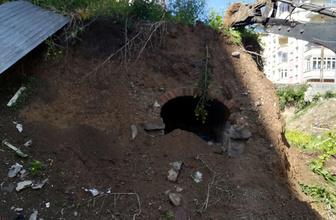 Ardahan'da bulunan Rus subayın mezarı taşındı