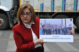 Fatma Şahin'den Akşener'in iddiasına fotoğraflı yanıt!