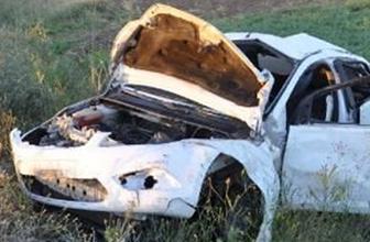 Sınava giderken kazada can verdi!