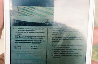 LGS sınav soruları sızdırıldı mı? 3 öğretmene gözaltı...